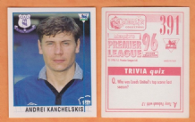 Everton Andrei Kanchelskis Russia 391